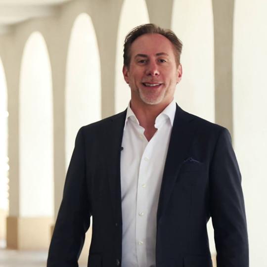 Brad Levin CFP, CMT, CDFA of Legacy Wealth Partners